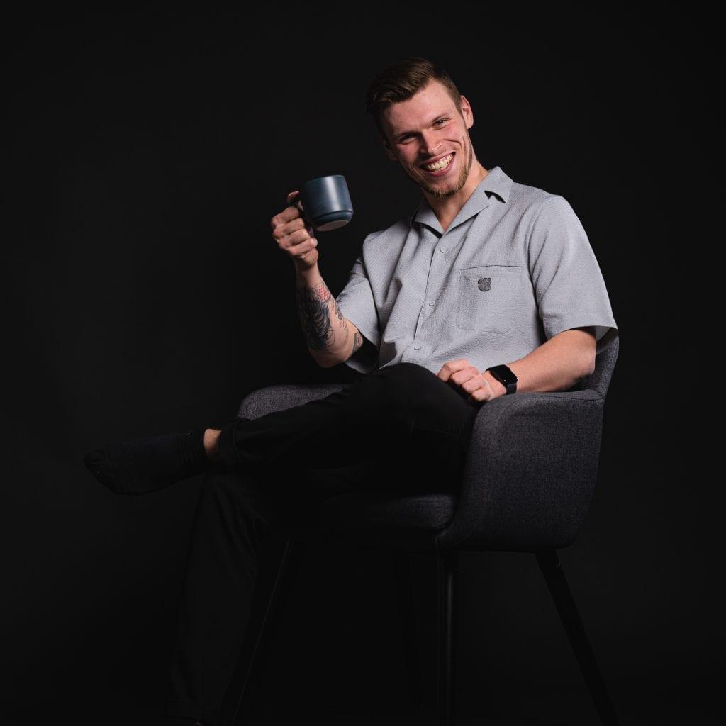 Frederik Bølling fra Weboshots