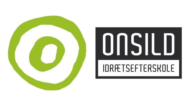 Onsild idrætsefterskole logo