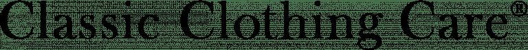 Classic Clothing Care logo